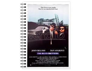 The Blues Brothers Mission From God A5 Agenda Sd Toys