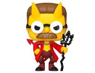 Pop Figura The Simpsons Devil Flanders Funko