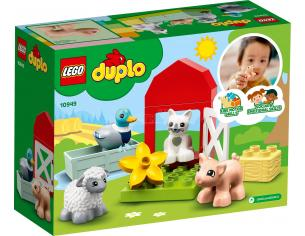 LEGO DUPLO 10949 - GLI ANIMALI DELLA FATTORIA