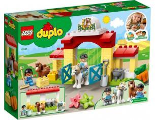 LEGO DUPLO 10951 - MANEGGIO DEI CAVALLI