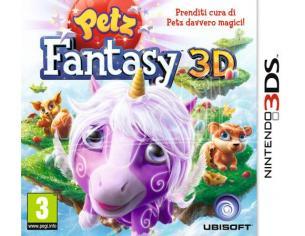 FANTASY PETZ SIMULAZIONE - NINTENDO 3DS