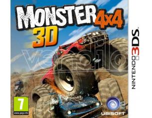 MONSTER 4X4 GUIDA/RACING - NINTENDO 3DS