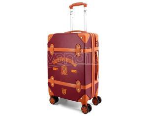 Harry Potter Grifondoro Suitcase 4 Wheels 53cm Karactermania