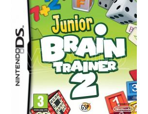 JUNIOR BRAIN TRAINER 2 AVVENTURA - OLD GEN