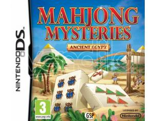 MAHJONG MYSTERIES - ANCIENT EGYPT AVVENTURA OLD GEN