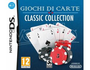 GIOCHI DI CARTE - CLASSIC COLLECTION PUZZLE OLD GEN