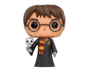 Harry Potter Funko POP Film Vinile Figura Harry con Edvige 9 cm