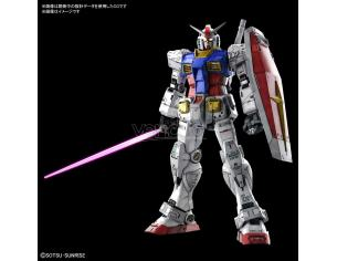 Gundam Gunpla Pg Unleashed Rx-78-2 Action Figura 30 Cm 1/60 Bandai