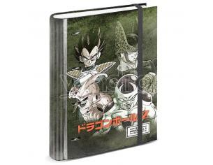 Dragon Ball Evil A4 Album Per Carte Con Fogli Karactermania