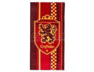 Harry Potter Asciugamano Telo Mare Grifondoro Cotone Cerdà