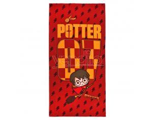 Harry Potter Quidditch Microfibra Asciugamano Cerdà