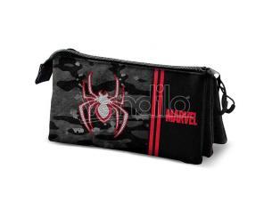 Marvel Spiderman Astuccio Triplo Karactermania