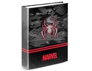 Marvel Spiderman A4 Raccoglitore 4 Anelli Karactermania