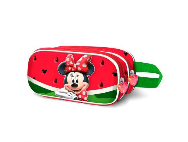 Disney Minnie Watermelon 3d Double Astuccio Karactermania