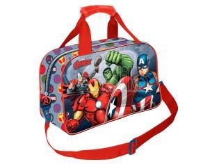 Marvel Avengers Borsa Sportiva 38cm Karactermania