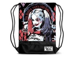 Dc Comics Harley Quinn Borsa Palestra 48cm Karactermania
