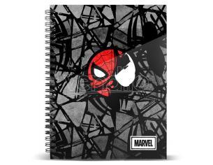 Marvel Venom Infection A5 Agenda Karactermania