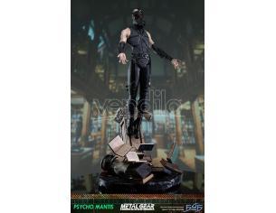 Mgs Psycho Mantis Statua Statua First4figures