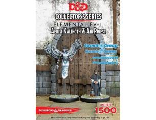 D&D AERISI KALINOTH & AIR PRIEST FIG Miniature e Modellismo GF9-BATTLEFRONT