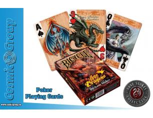 ANNE STOKES AGE OF DRAGONS PLAYING CARDS CARTE DA GIOCO NEMESIS NOW