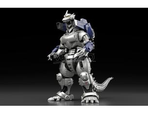 AOSHIMA MECHAGODZILLA KIRYU+SHIRASAGI MK MODEL KIT MODEL CAR