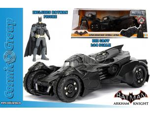 ARKHAM KNIGHT VIDEOGAME BATMOBILE 1:24 MODELLI IN SCALA MODEL CAR