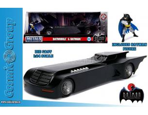 BATMAN ANIMATED SERIES BATMOBILE 1:24 MODELLI IN SCALA MODEL CAR