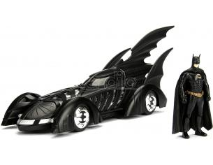 BATMAN FOREVER MOVIE BATMOBILE 1:24 MODELLI IN SCALA MODEL CAR