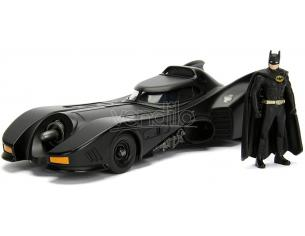 BATMAN THE MOVIE 1989 BATMOBILE 1:24 MODELLI IN SCALA MODEL CAR