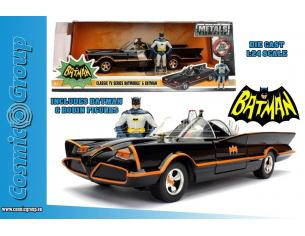 BATMAN TV SERIES 1966 BATMOBILE 1:24 MODELLI IN SCALA MODEL CAR