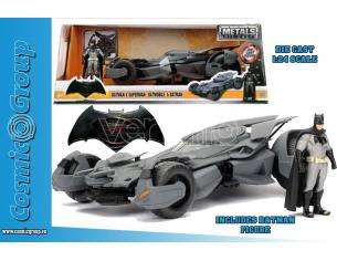 BATMAN VS SUPERMAN MOVIE BATMOBILE 1:24 MODELLI IN SCALA MODEL CAR