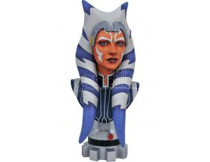 Sw Clone Wars Legends In 3d Ahsok Busto Busto Diamond Select