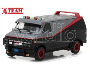 THE A TEAM GMC VANDURA 1:24 MODELLI IN SCALA MODEL CAR