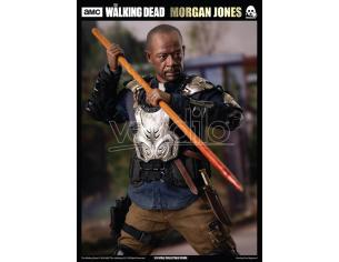 The Walking Dead Morgan Jones S.7 Fig Action Figura Threezero