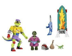 Tmnt Cartoon Ultimate Mondo Gecko Af Action Figura Neca
