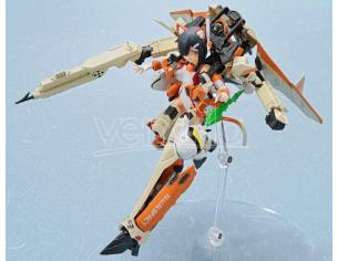 VFG MACROSS DELTA VF-31D SKULD SP MK MODEL KIT AOSHIMA
