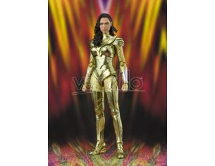 Ww84 Wonder Woman Golden Armor Shf Action Figura Bandai