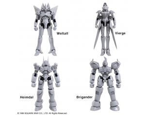 XENOGEARS STRUCTURE ARTS VOL. 1 MK MODEL KIT SQUARE ENIX