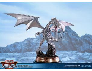 YuGiOh BLUE EYES WHITE DRAGON WHITE ST STATUA FIRST4FIGURES