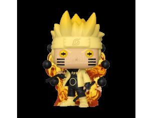 Naruto Shippuden Funko POP Animazione Vinile Figura Naruto Six Path Sage 9 cm