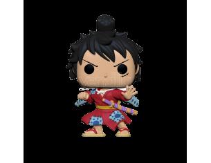 One Piece Funko POP Animazione Vinile Figura Luffy in Kimono 9 cm