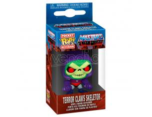 Pocket Pop Portachiavi Masters Of The Universe Skeletor Con Terror Claws Funko