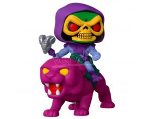 Masters Of The Universe Funko POP Vinile Figura Skeletor su Panthor 15 cm