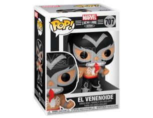 Pop Figura Marvel Luchadores Venom El Venenoide Funko