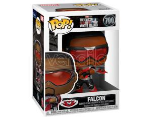 Pop Figura Marvel The Falcon E The Winter Soldier Falcon Funko