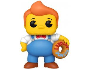 The Simpsons Funko POP Animazione Vinile Figura Lard Lad 15 cm