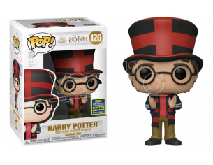 Harry Potter Funko POP Film Vinile Figura Harry alla Coppa del Mondo 9 cm Esclusiva