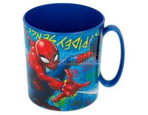 Marvel Spiderman Graffiti Microtazzastor