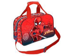 Marvel Spiderman Borsa Sportiva 38cm Karactermania