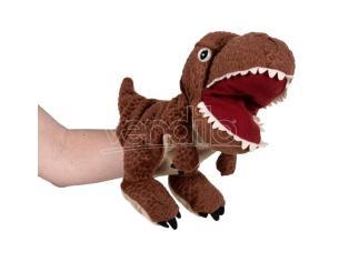 Jurassic World T-rex Hand Puppet Peluche 25cm